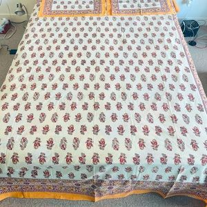 Handmade quality washable!Original cotton